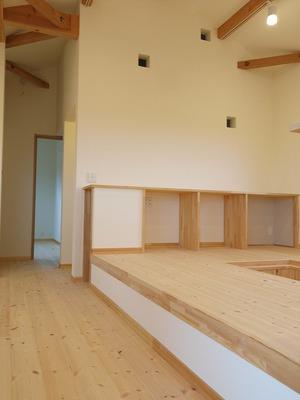 完成見学会 村櫛町の家