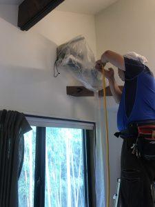 エアコンをプロが掃除するの巻